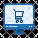 Website Shop Shopping Icon