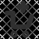 Shopping Cart Add Icon