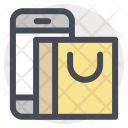 Shopping Online Store Icon