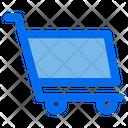Shopping Sale Basket Icon
