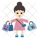 Shopping Sale Shopping Bag Icon