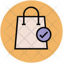 Shopping Bag Buy Icon