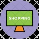 Shopping Board Screen Icon