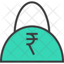 Shopping Bag Cash Icon