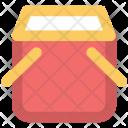 Shopping Basket Hamper Icon