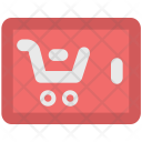 Shopping App Online Icon