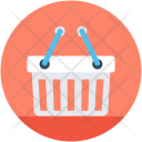 Shopping Basket Online Icon