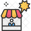 Shopping Ad Icon