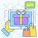 Shopping Ads Icon