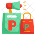 Shopping Advertising Icon