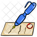 Shopping Agreement Icon