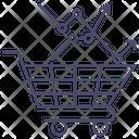 Chart Graph Shopping Icon