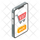 Shopping App Mobile Shopping Mobile App Icon