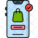 Shopping App Buy App Online Shopping Icon