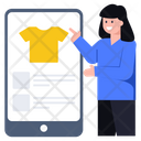 Shopping App Online Shopping Online Buy Icon