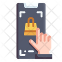 App Online Shop Shopping Bag Icon