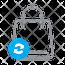 E Commerce Basket Buy Icon
