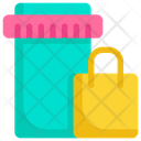Bag Shopping Online Icon