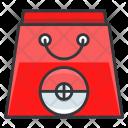 Shopping Bag Pokemon Icon