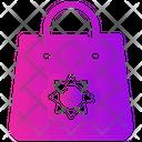 Spring Bag Shopping Icon