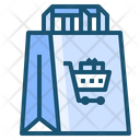 Shopping Bag Sale Retail Icon