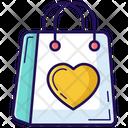 Shopping Bag Handbag Tote Bag Icon