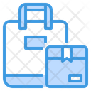 Shopping Shopping Bag Delivery Icon