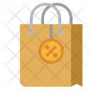 Shop Shopping Bag Icon