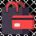 Mpurchase Shopping Bag Card Shopping Icon