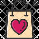 M Shopping Bag Shopping Bag Wedding Shopping Icon