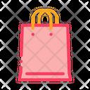 Webshop Bag Internet Icon