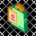 Bag Card Receipt Icon