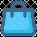 Christmas Shopper Bag Shopping Bag Icon