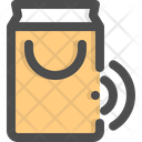 Shopping Bag Smart Store Icon
