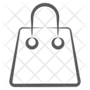 Shopping Bag Handbag Tote Icon