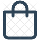 Shopping Web Bag Icon