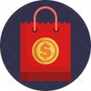 Shopping Bag Shopping Discount Icon