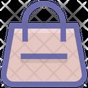 Bag Hand Bag Christmas Bag Icon