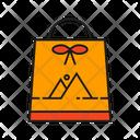 Shopping Bag Branding Branding Design Icon