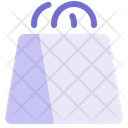Shopping Bag Paper Bag Parcel Icon