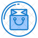 Shopping Bag Bag Online Icon