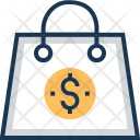 Shopping Bag Tote Icon