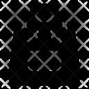 Handbag Tote Jute Icon