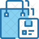 Shopping Bag Delivery Icon