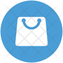 Shopping Bag Hand Icon
