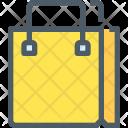 Shopping Bag Handbag Icon