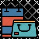 Shopping Bag Bags Shop Icon