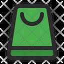 Shopping Bag Ecommerce Shop Icon