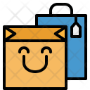 Bag Paper Shopping Icon