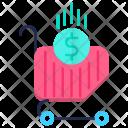 Shopping Bag Cart Icon